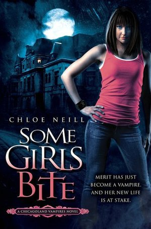 Book Review – Some Girls Bite (Chicagoland Vampires, #1) by Chloe Neill