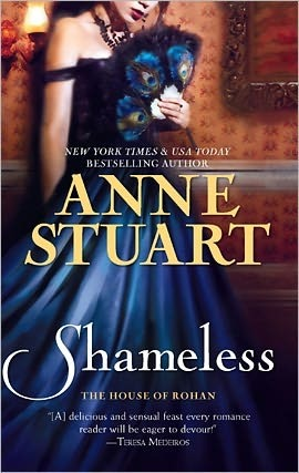 Book Review – Shameless (The House of Rohan #4) by Anne Stuart