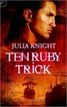 Ten Ruby Trick (Pirates of Estovan, #1)