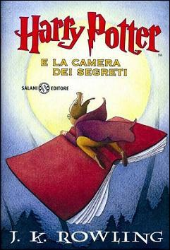 Harry Potter e la Camera dei Segreti (Harry Potter, #2)