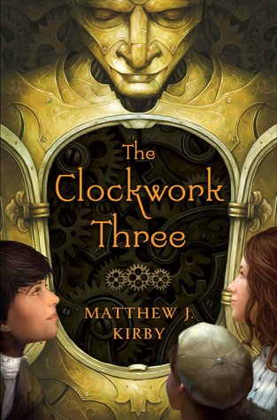 Book Review: The Clockwork Three