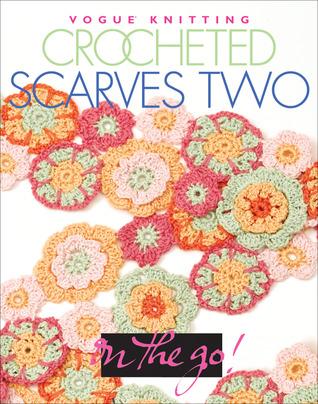 33326jpg Vogue Knitting Crocheted Scarves Go