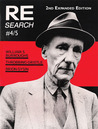 RE/Search 4/5 by William S. Burroughs