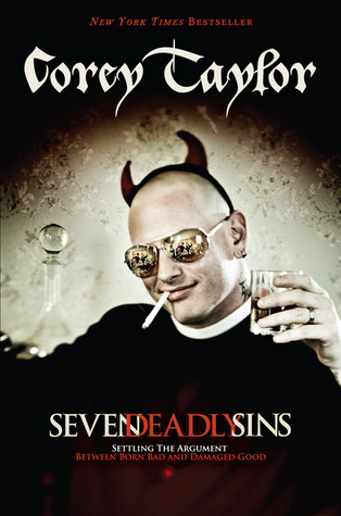 Book Review – Seven Deadly Sins by Corey Taylor