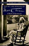 The Wit and Wisdom of Mark Twain: A Book of Quotations price comparison at Flipkart, Amazon, Crossword, Uread, Bookadda, Landmark, Homeshop18