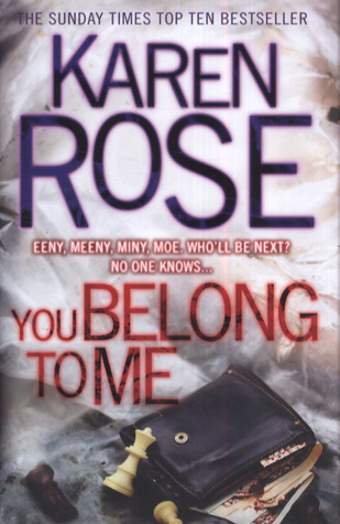 You Belong to Me (Romantic Suspense, #12) (Baltimore Series, #1)