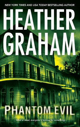 Book Review – Phantom Evil (Krewe of Hunters #1) by Heather Graham