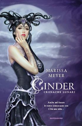 Cinder (Cronache lunari, #1)