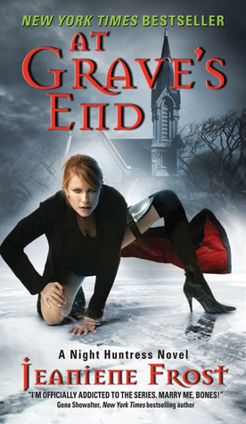 At Grave's End (Night Huntress, #3)