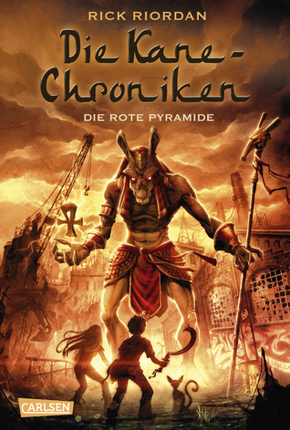 Die Rote Pyramide (Kane Chronicles, #1)