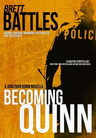 Becoming Quinn (Jonathan Quinn 0.1) - Brett Battles