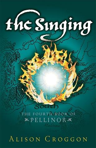El cantante (Los Libros de Pellinor, # 4)