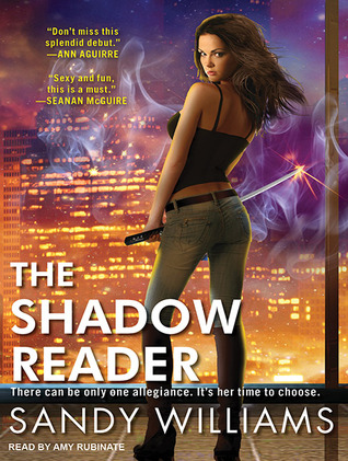 The Shadow Reader (Shadow Reader, #1)