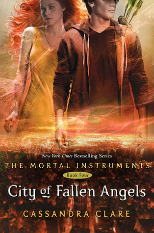 Book Review – City of Fallen Angels (The Mortal Instruments #4) by Cassandra Clare