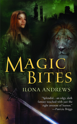 Magic Bites (Kate Daniels #1)