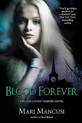Blood Forever (Blood Coven Vampire, #8)