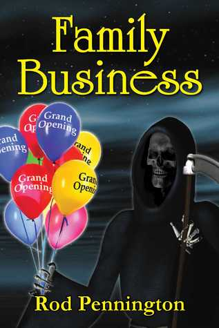 Family Business  (Charon Family, #2)