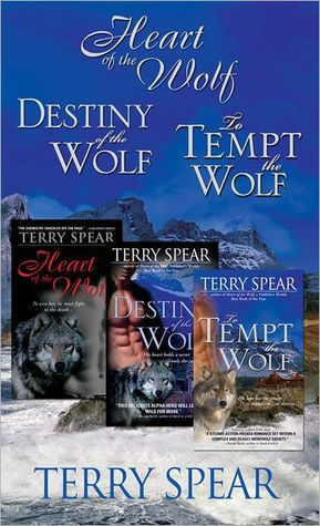Terry Spear's Wolf Bundle (Heart of the Wolf, #1-3)