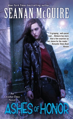 ashes of honor, october daye, seanan mcguire