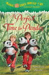 A Perfect Time for Pandas by Mary Pope Osborne