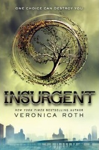 Insurgent (Divergent, #2)
