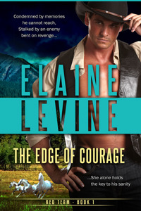 The Edge of Courage (Red Team, #1)