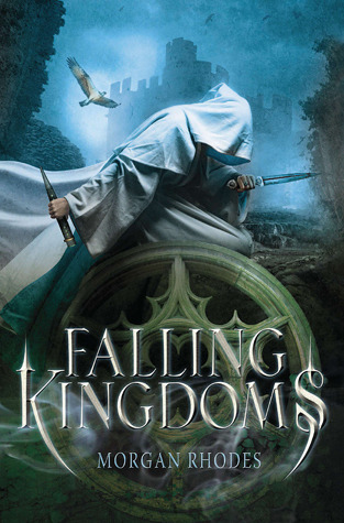 Falling Kingdoms (Falling Kingdoms, #1)  - Morgan Rhodes