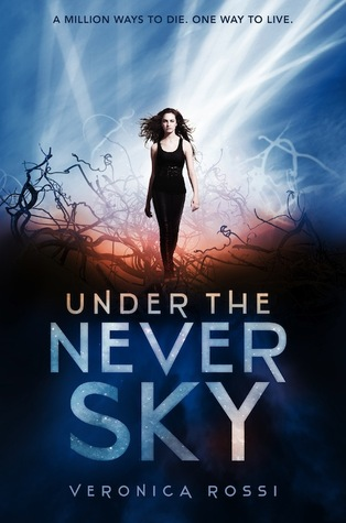 Under The Never Sky (Under The Never Sky #1) by Veronica Rossi | Review
