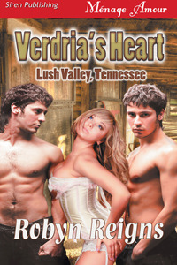 Verdria's Heart (Lush Valley, Tennessee #1)