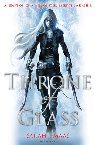 4 stars to Throne of Glass by Sarah J. Maas