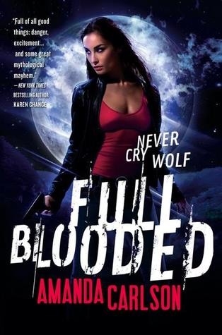 Full Blooded (Jessica McClain, #1)