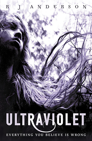 Book Review – Ultraviolet (Ultraviolet #1) by R.J. Anderson