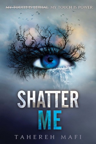 Book Club Review - Shatter Me by Taherah Mafi