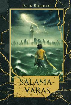 Salamavaras (Percy Jackson, #1)