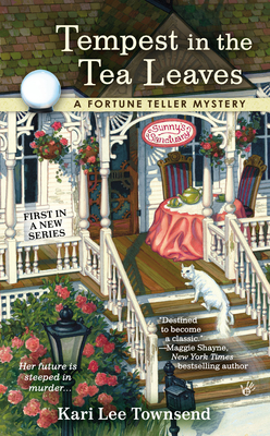 Book Review – Tempest in the Tea Leaves (A Fortune Teller Mystery #1) by Kari Lee Townsend