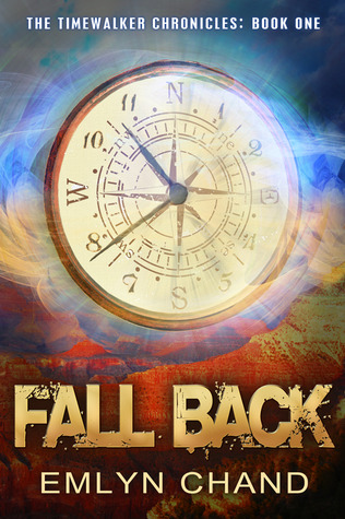 Fall Back (The Timewalker Chronicles, #1)