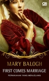 Mary Balogh - First Comes Marriage (Huxtable Quintet #1)