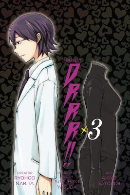 Manga Review: Durarara!! Vol. 3