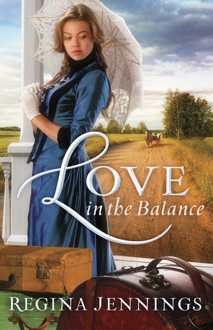 Love in the Balance (Ladies of Caldwell County, #2)