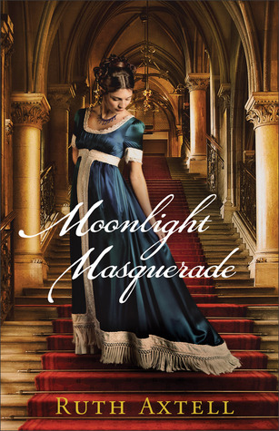 Moonlight Masquerade (London Encounters #1)