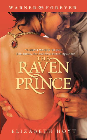 The Raven Prince (Princes Trilogy, #1)