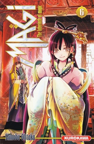 Magi: The Labyrinth of Magic, Volume 6
