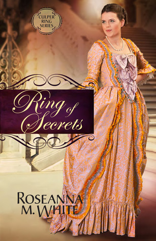 Ring of Secrets (The Culper Ring #1)