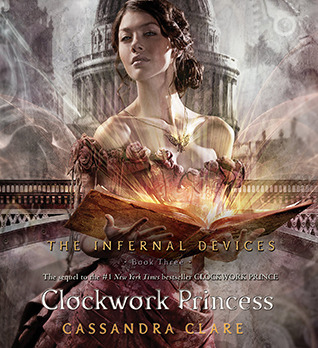 Audiobook Review – Clockwork Princess (The Infernal Devices #3) by Cassandra Clare
