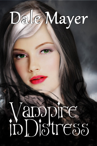 Vampire in Distress (Family Blood Ties #2)  - Dale Mayer