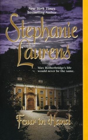 Four in Hand, by Stephanie Laurens (review)