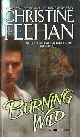 Burning Wild (Leopard People, #3)