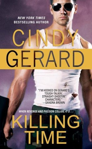 Book Review: Killing Time by Cindy Gerard