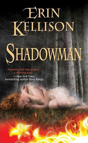 Shadowman (Shadow, #3)