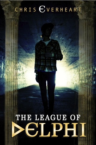 The League of Delphi (The Delphi Trilogy #1)